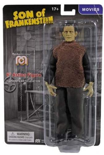 Mego Action Figure Son of Frankenstein Movies Oficial Licenciado