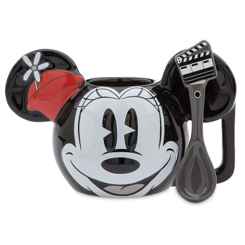 Minnie Mouse Caneca e Colher Set Original Disney Store