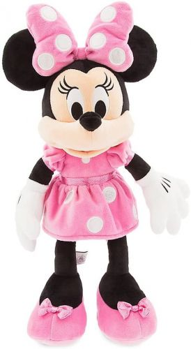 Minnie Mouse Pelúcia - Original Disney Store