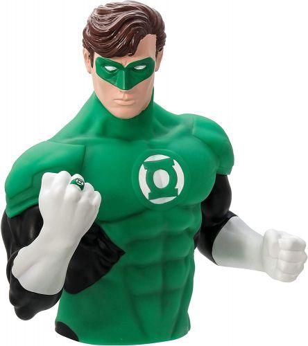 Monogran Lanterna Verde Cofre Busto Oficial Licenciado