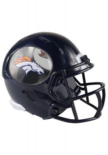 NFL DENVER BRONCOS Capacete Cofre Oficial Licenciado