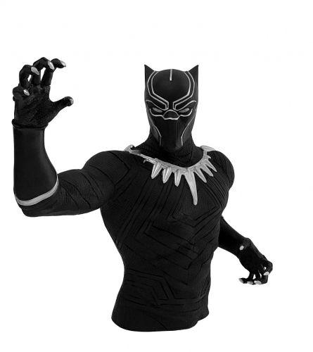 Pantera Negra Action Figure Cofre Busto