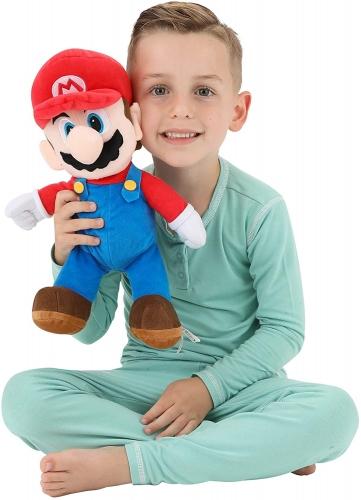 Pelúcia Super Mario 35 cm Oficial Licenciado