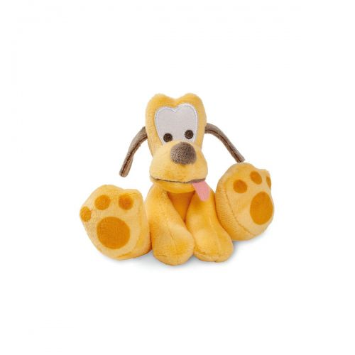 Pluto Micro Pelúcia - Original Disney Store 10cm