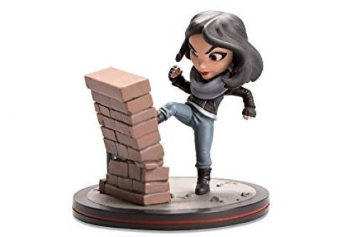 Q-fig Jessica Jones - Quantum Mechanix Action Figure