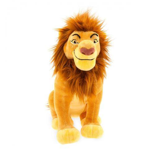 Rei leão Mufasa Pelúcia Original Disney Store 35cm