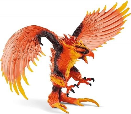 SCHLEICH Eldrador Creatures Fire Eagle Oficial