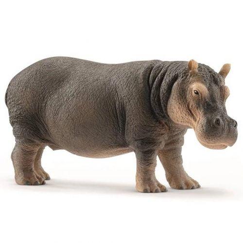Schleich North America Wild Life Hipopótamo Oficial Licenciado