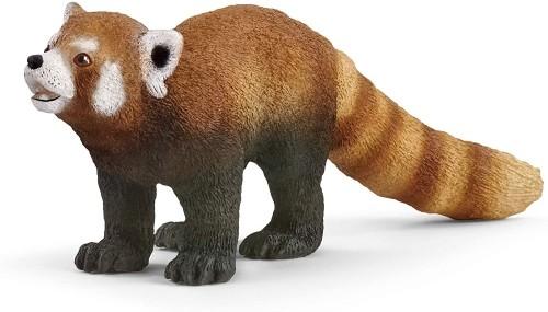 Schleich Wild Life Panda Vermelho Oficial licenciado