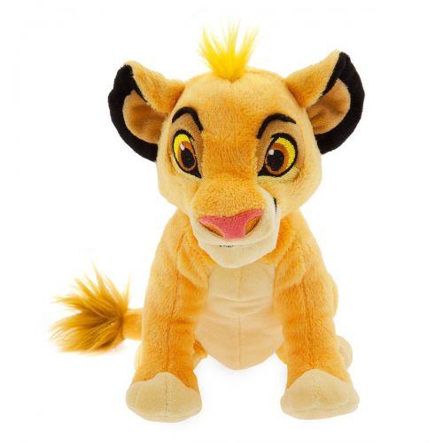 Simba Mini Pelúcia - Original Disney Store 20cm