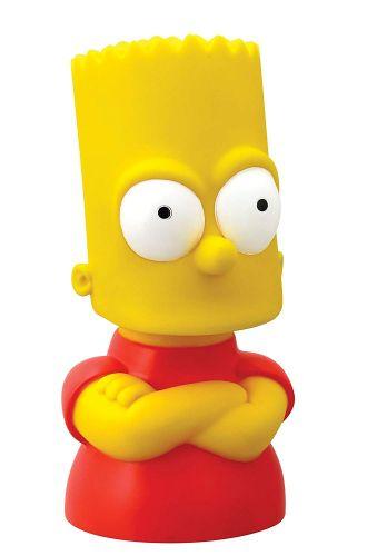 Simpsons The Bart Figure Cofre Busto Oficial Licenciado