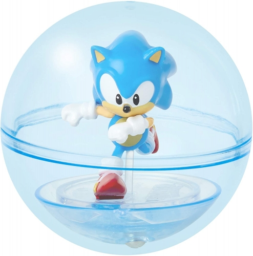 Sonic The Hedgehog Sonic Booster Esfera Sonic Action Figure