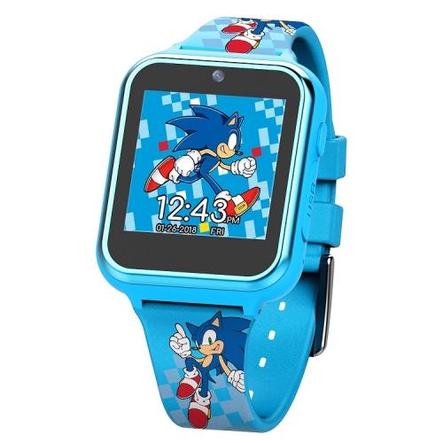 Sonic the Hedgehog Touch-Screen Smartwatch Relógio Inteligente Oficial