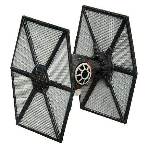 Star Wars Titanium First Order Special Forces TIE Fighter