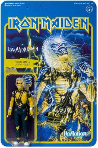 Super7 Iron Maiden Live After Death Reaction Oficial Licenciado