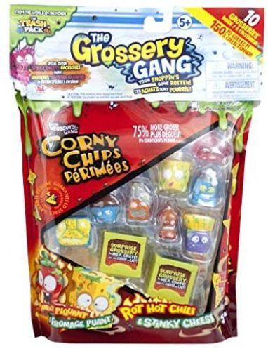 The Grossery Gang S1 (Cores e Conteúdo Variam) Oficial Licenciado