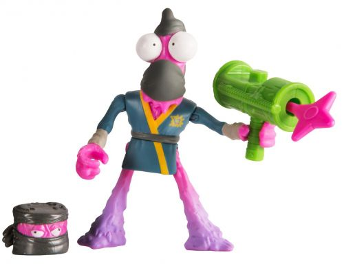 The Grossery Gang Serie 5 The Time Wars Action Figure - Gooey Chewie