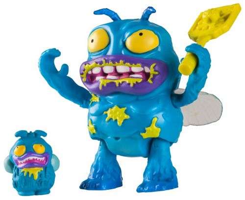 The Grossery Gang The Season 3 Action Figure - Blow Fry