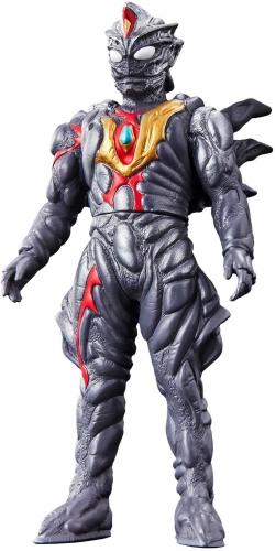 Ultraman Ultra Monster Series 136 Zerganoid Oficial