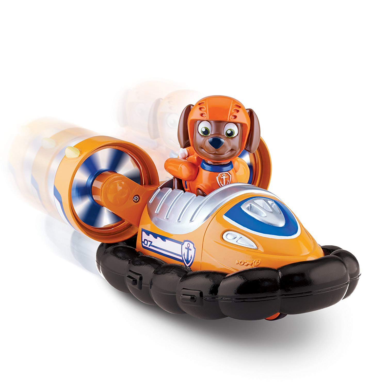 Aerobarco Com Zuma Patrulha Canina Hovercraft Paw Patrol