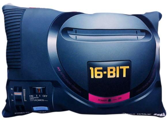 Almofada Gamer Mega Drive 16bit