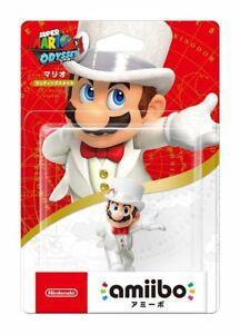 Amiibo Mario Wedding Style Nintendo Super Mario