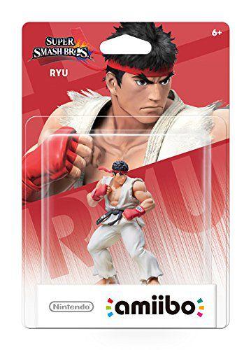Amiibo Ryu Super Smash Bros Series Oficial Licenciado