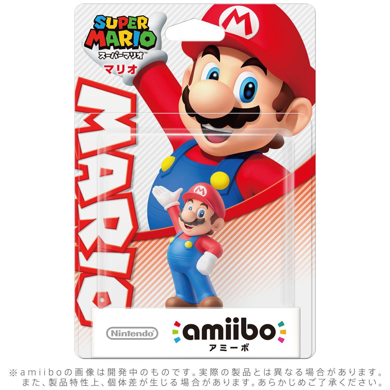 Amiibo Super Mario Bros Series Mario Oficial Licenciado