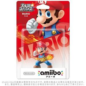 Amiibo Super Mario Smash Bros