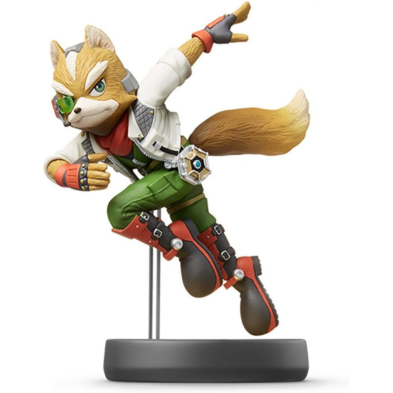 Amiibo Super Smash Bros fox