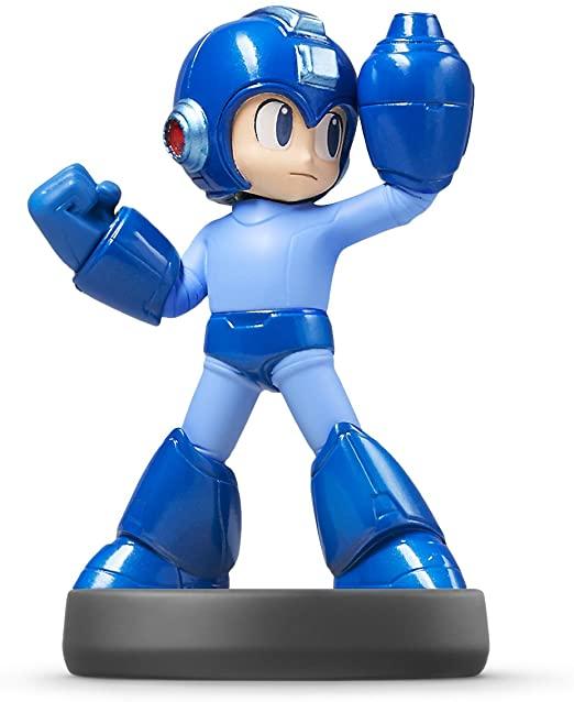 Amiibo Super Smash Bros Mega Man