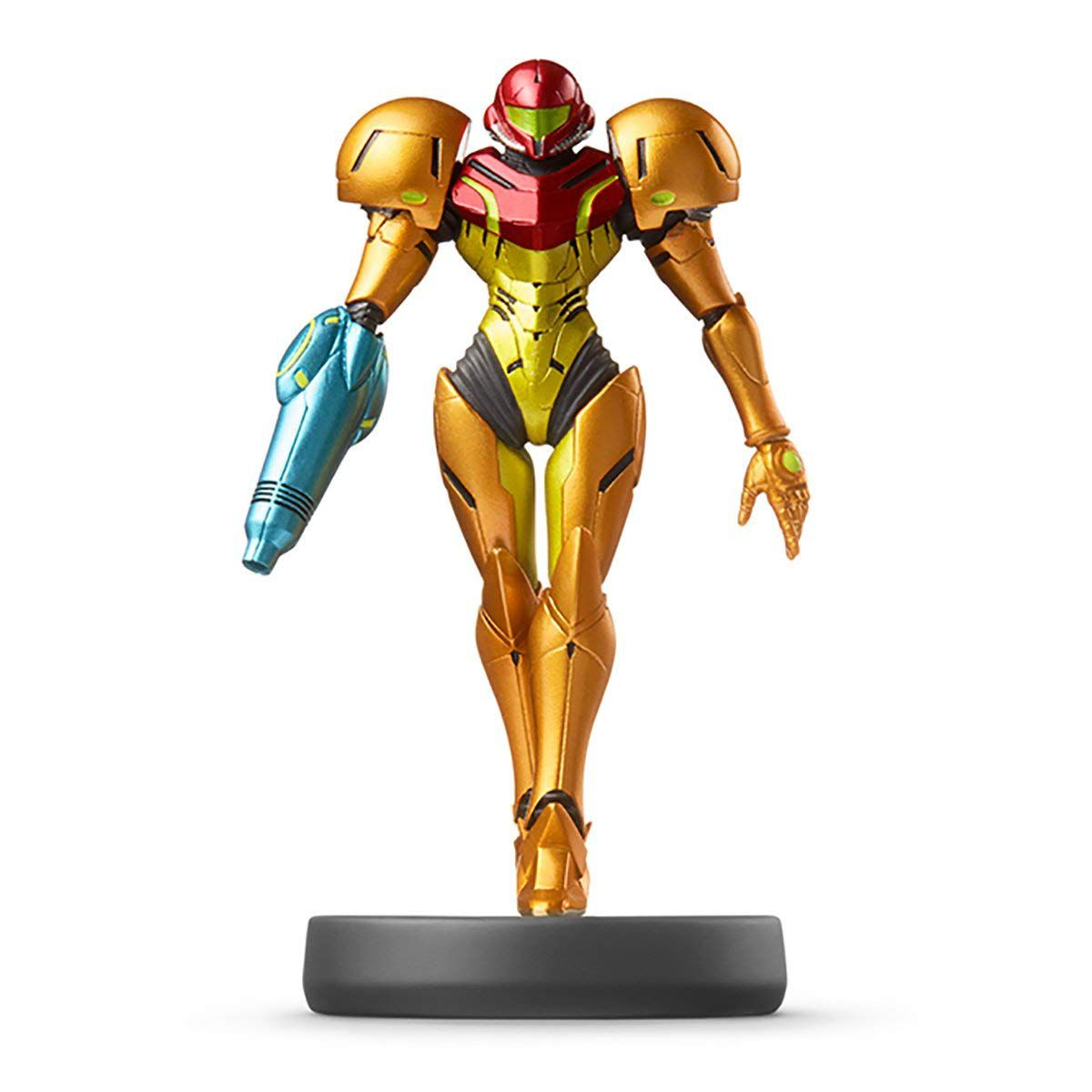 Amiibo Super Smash Bros Samus