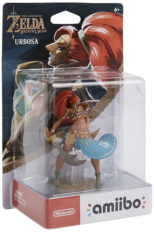Amiibo - Urbosa (Zelda Breath of the Wild) Original