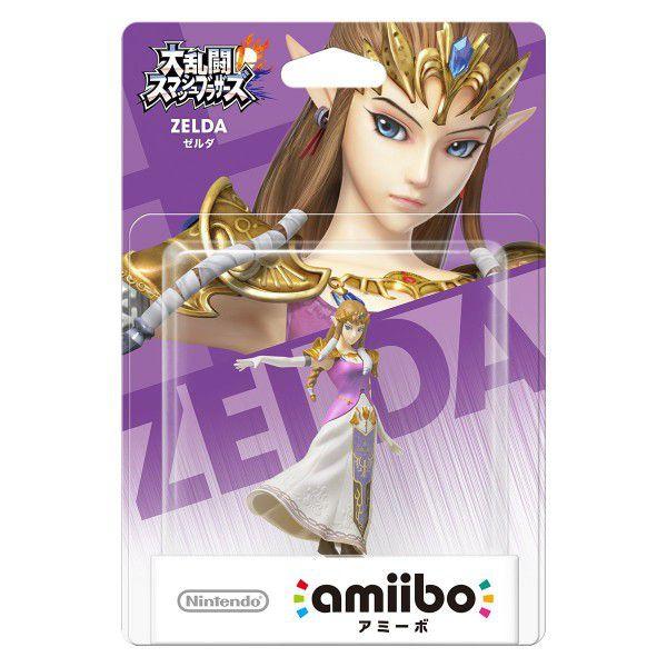 Amiibo Zelda - Super Smash Bros. Series Oficial Licenciado