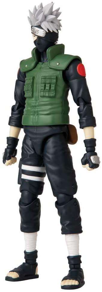 Anime Heroes Naruto Hatake Kakashi Oficial Licenciado