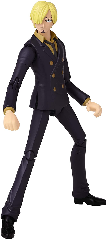 Anime Heroes One Piece Sanji Oficial Licenciado