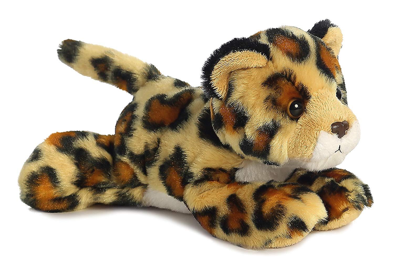 Aurora World Amazon Pelúcia Jaguar Pequeno Oficial Licenciado