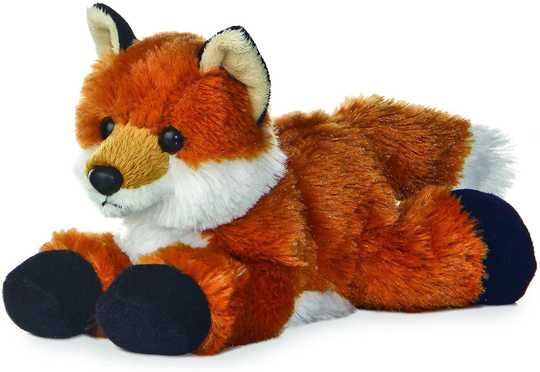Aurora World Mini Flopsies - Foxxie