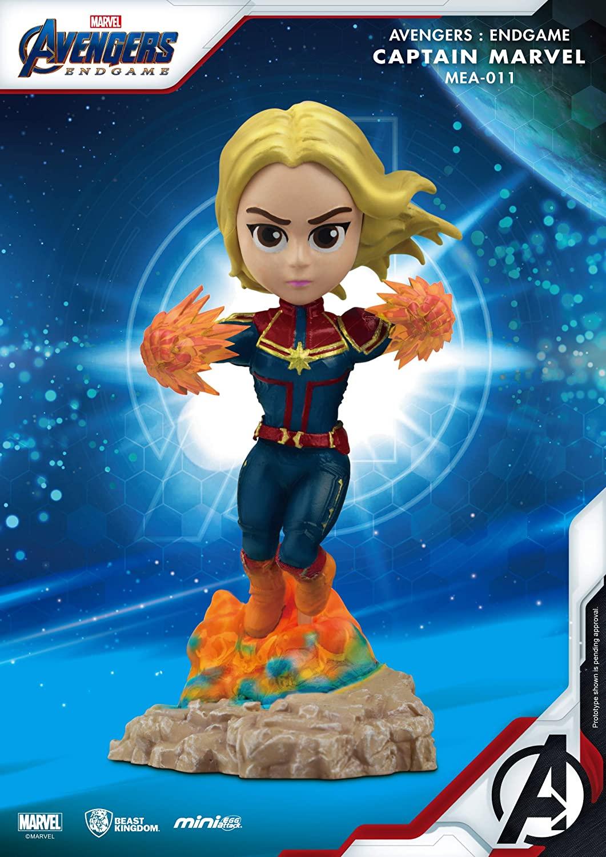 Avengers Endgame Captain Marvel Mea-011 Mini Egg Attack