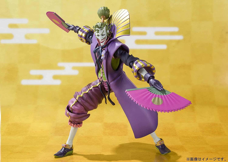 Bandai Joker Demon King (Ninja Batman) SH Figuarts Oficial Licenciado