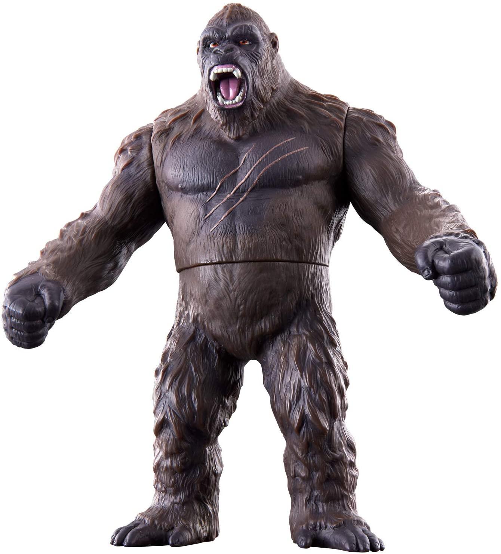 Bandai Movie Monster Series Kong from Movie - Godzilla VS. Kong - (2021) Oficial