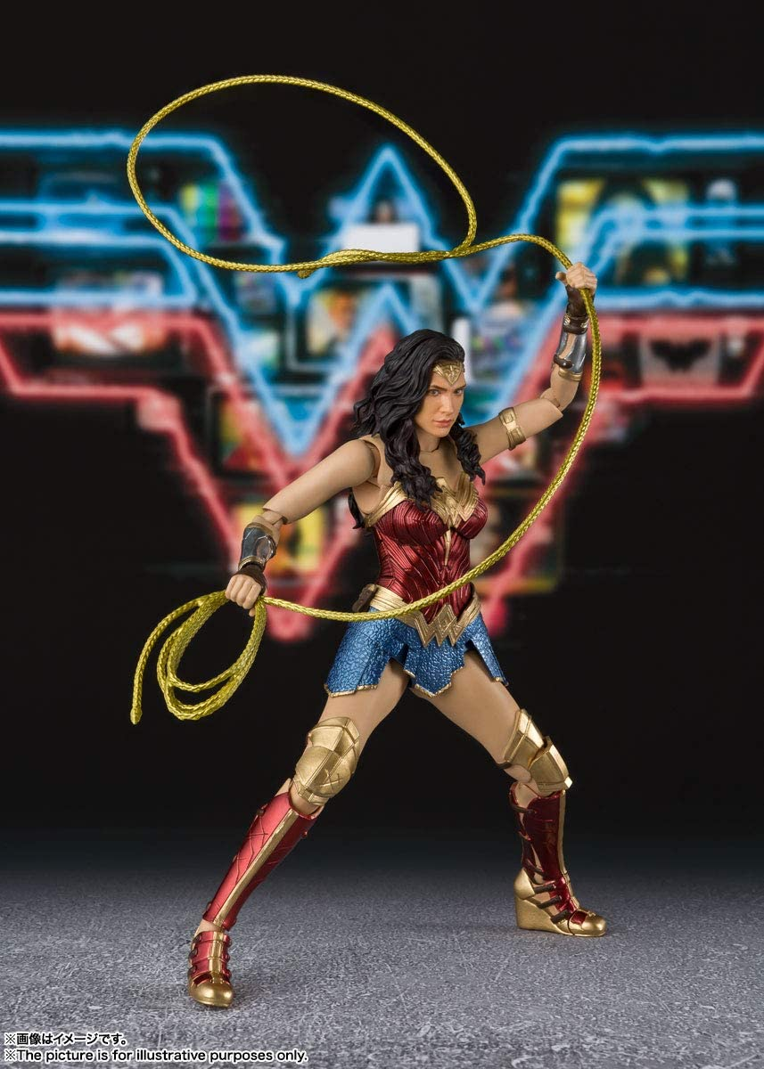 Bandai Tamashii Nations S.H. Figuarts  Wonder Woman (WW84)