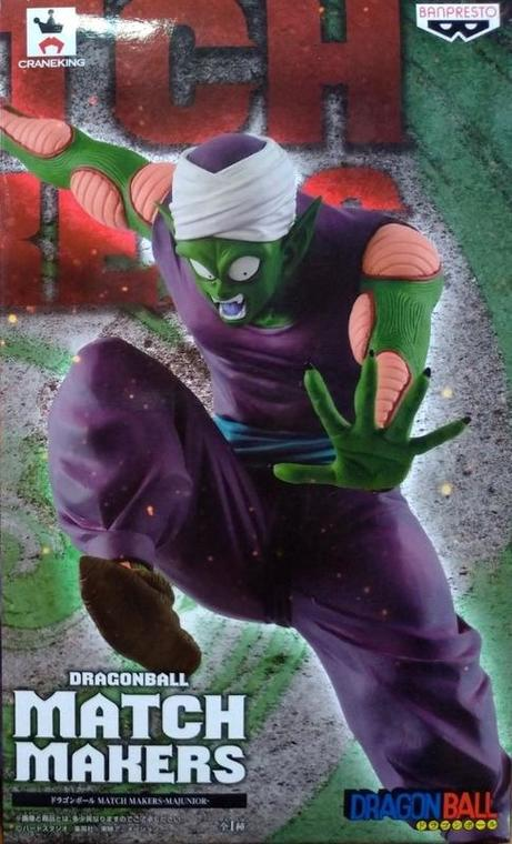 Banpresto Dragon Ball MATCH MAKERS Piccolo Oficial Licenciado