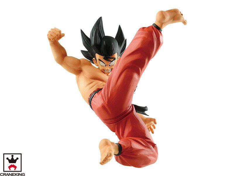Banpresto Dragon Ball MATCH MAKERS Son Goku Oficial Licenciado