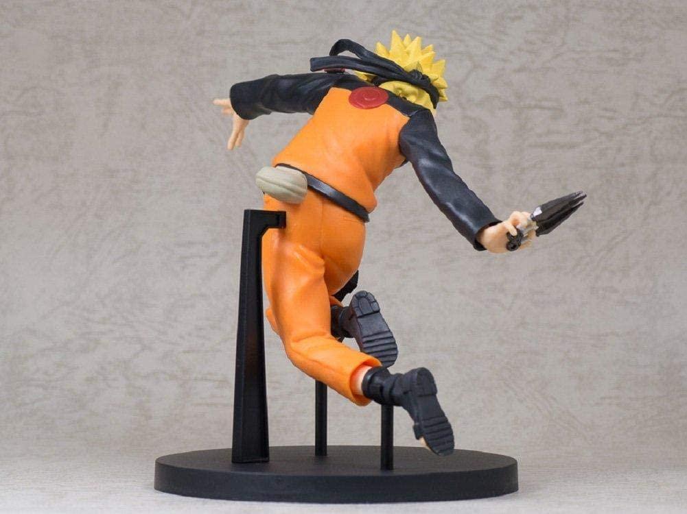 Banpresto jump 50th Anniversary figure Uzumaki Naruto Oficial Licenciado