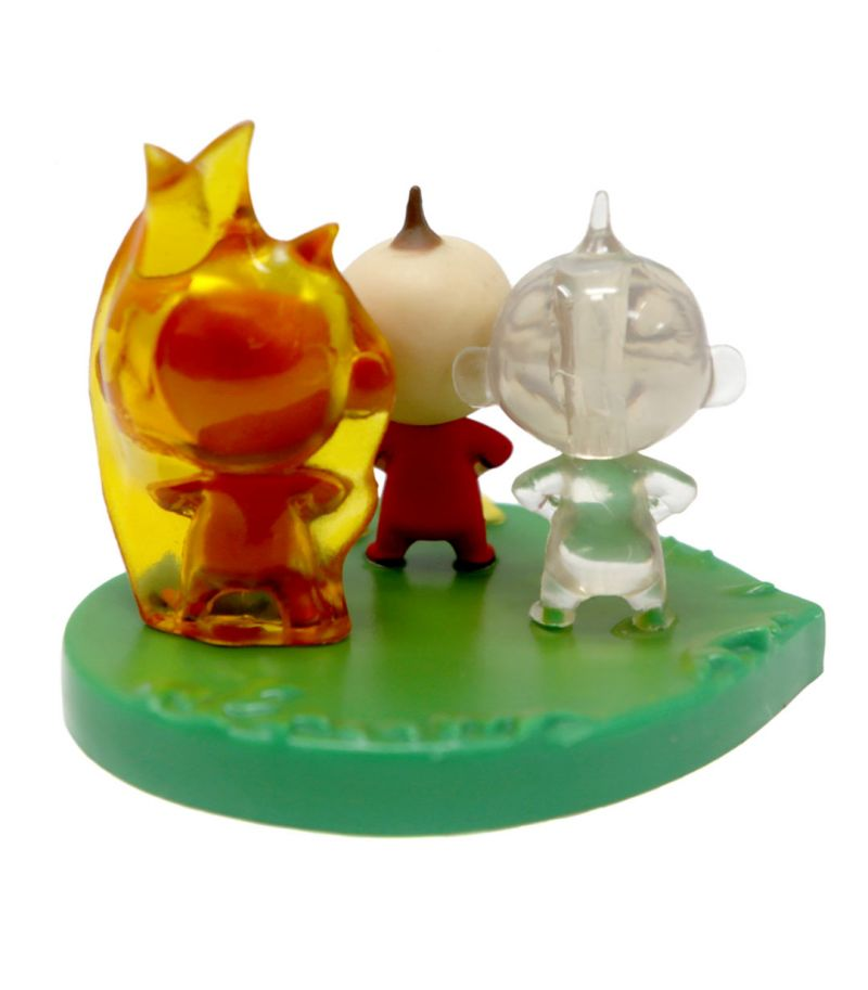 Beast Kingdom Disney Mini Egg Attack Os Incríveis Zezé MEA-005