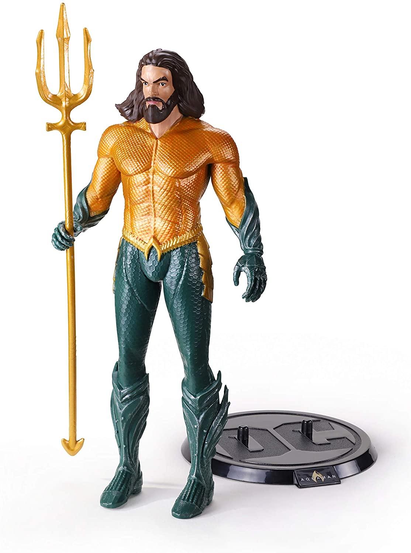 BendyFigs DC Comics Aquaman Movie Oficial licenciado