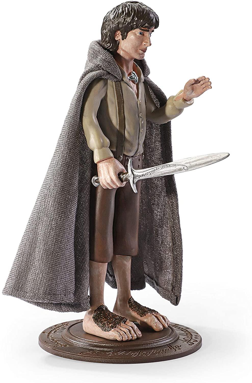 BendyFigs Lord of The Rings Frodo Baggins Oficial licenciado