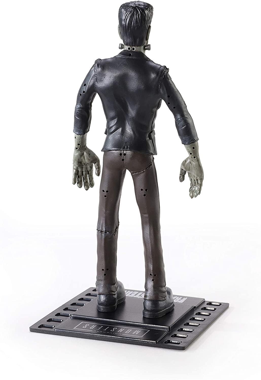 BendyFigs Universal Monsters Frankenstein Oficial licenciado