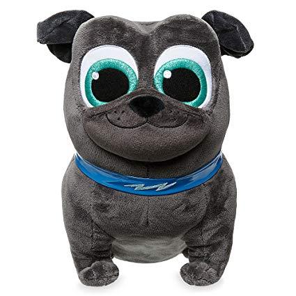 Bingo Pelúcia Puppy Dog Pals Original Disney Store 26cm